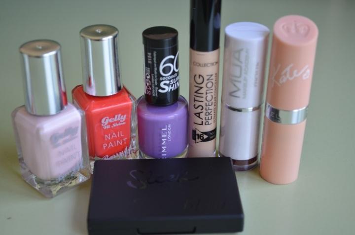 Collective Highstreet/Drugstore MakeupHaul