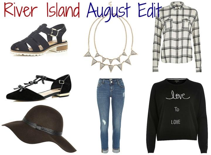 River Island August FashionEdit