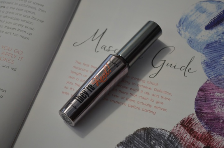 Review: Benefits They're Real Mascara