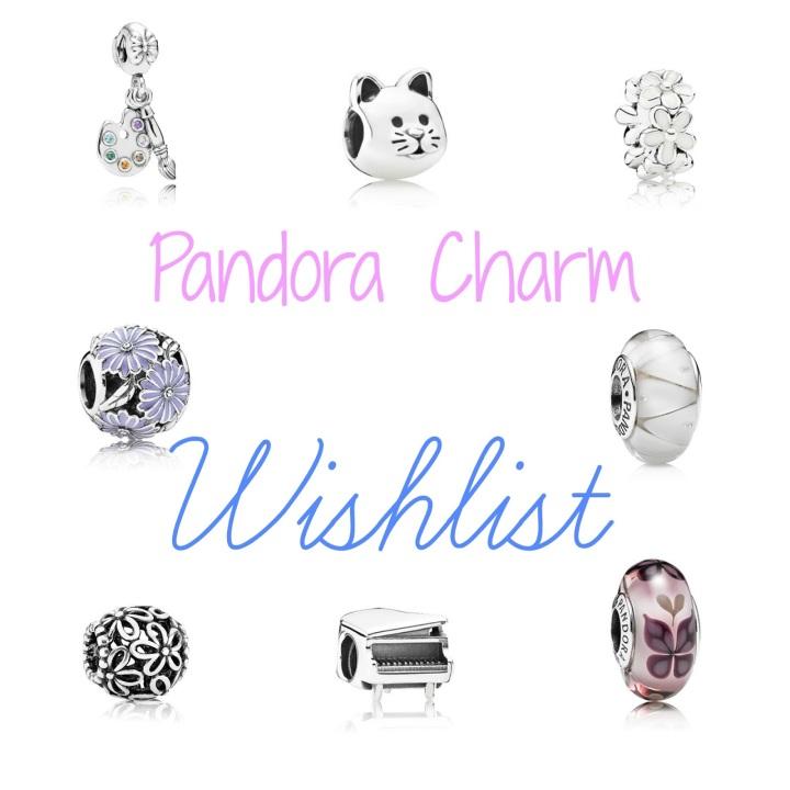 Pandora Charm WishList