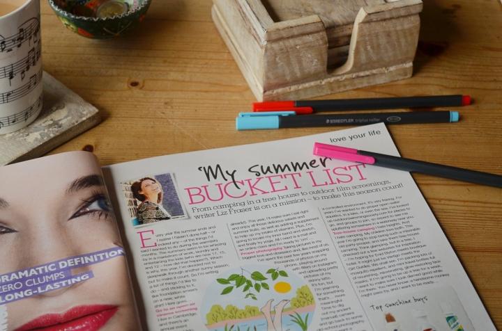 Magazine Health and Beauty