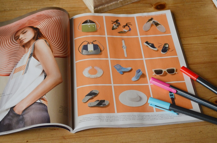 Magazine Inside