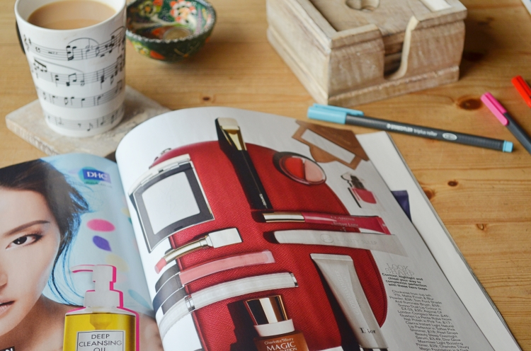 Magazines Marie Claire