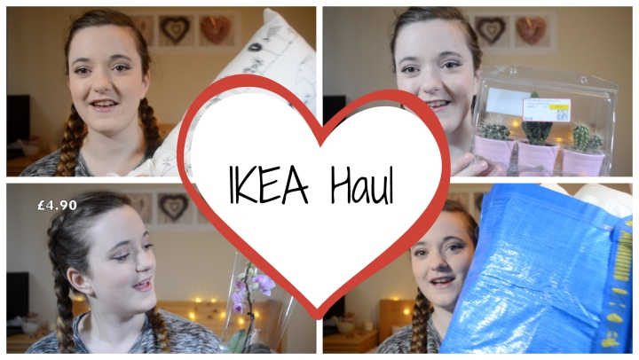 IKEA Haul | YouTube Video