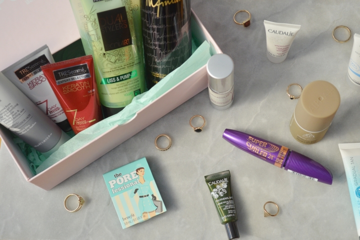Beauty Box Subscription Box