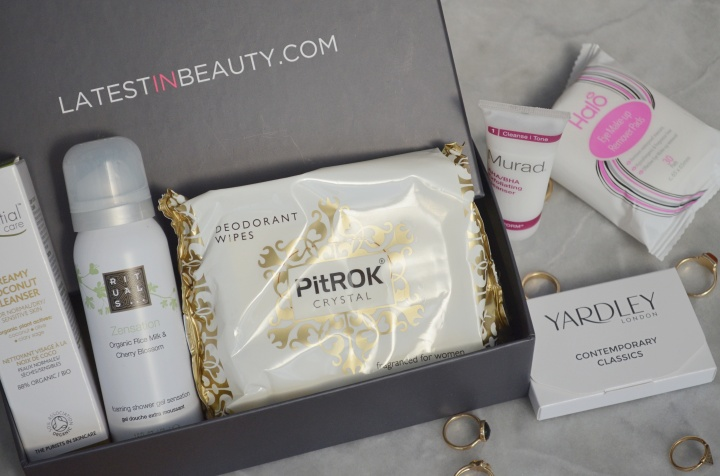 Latest in Beauty Giveaway