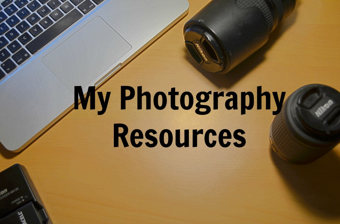 My Photography Resources