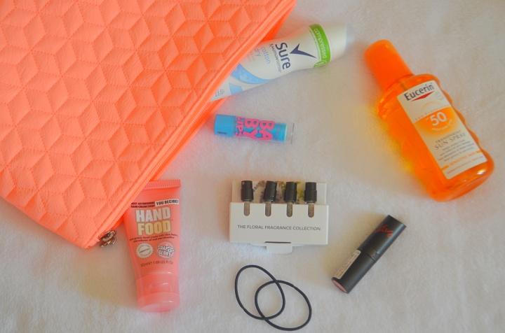 My Handbag Beauty Essentials forSummer