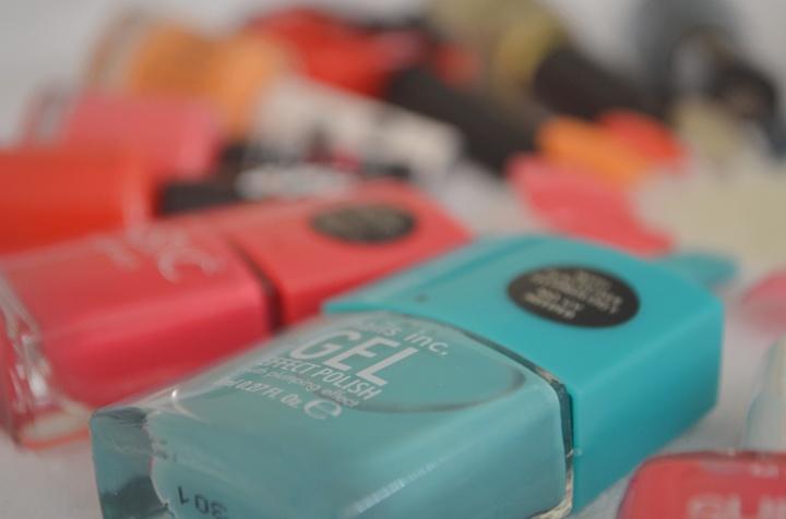 Nail Polish Nails Inc