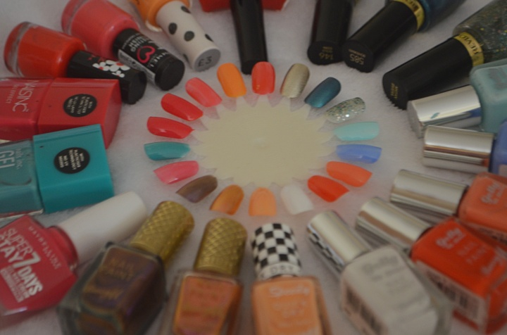 Nail Polish Picks