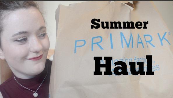 Summer Primark Haul