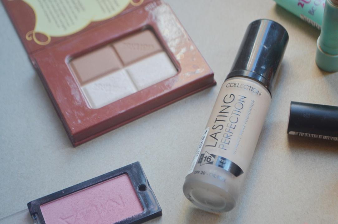 Throwback makeup 3