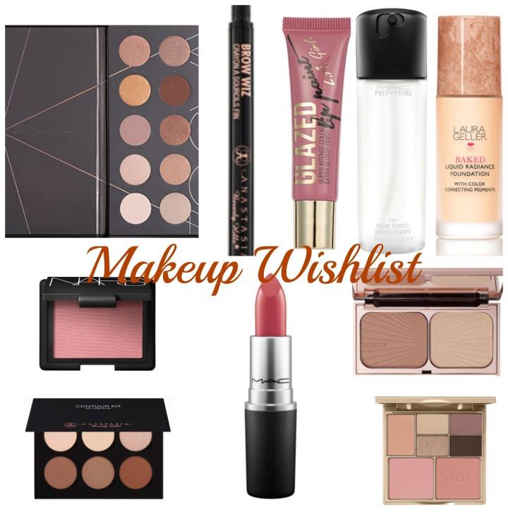 High End MakeupWishlist