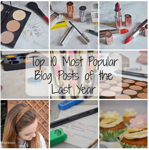 Top 10 Most Popular Blog Posts