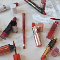 My Favourite Drugstore Red Lipsticks!