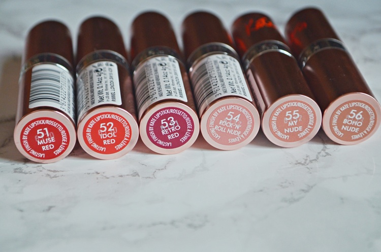 Rimmel Kate Moss Lipstick 1