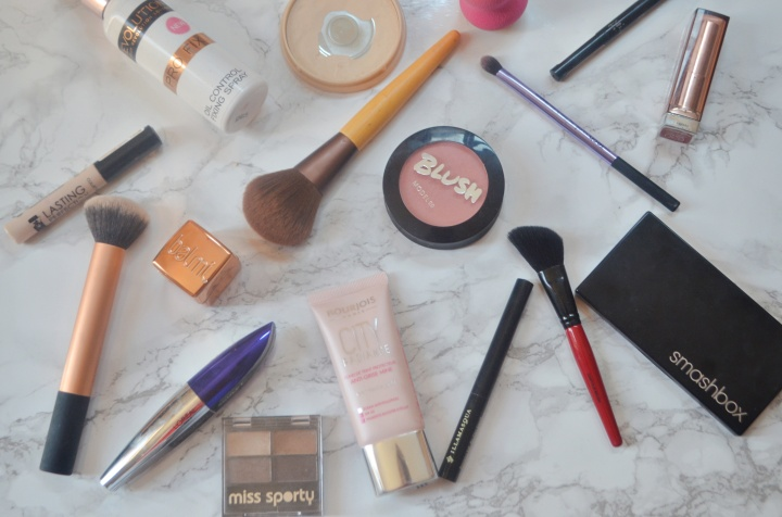 Updated Everyday Makeup Products