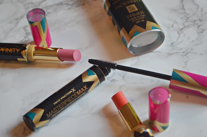 New: Max Factor Luxe Collection
