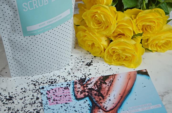Review: Scrub Love CoffeeScrub
