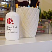 B. Makeup Brush Cleanser Reviw