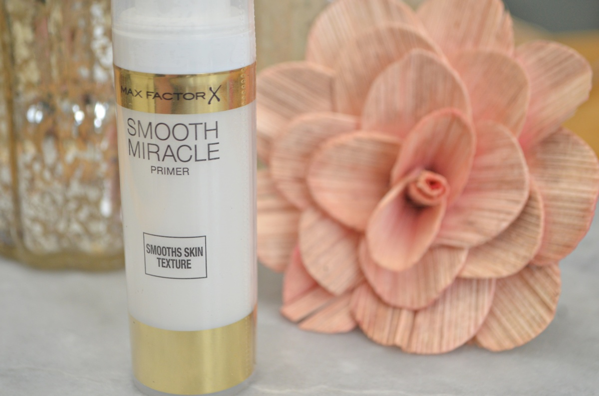 New: Max Factor Smooth Miracle Primer