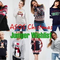 ASOS Christmas Jumper Wishlist