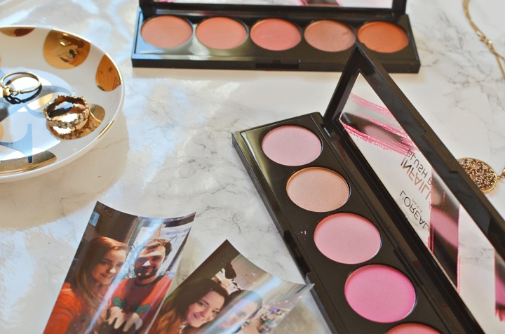 Infallible Paint Blush Palette by L'Oreal #22