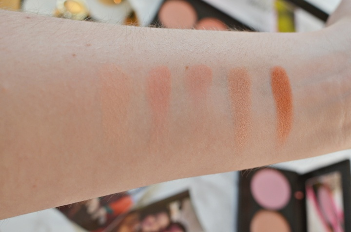 Infallible Paint Blush Palette by L'Oreal #8