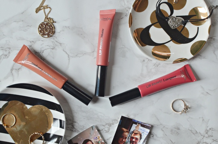 New: L'Oreal Lip Paints