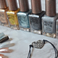 New: Barry M Molten Metals