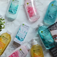 New: Garnier Skin Active Skincare