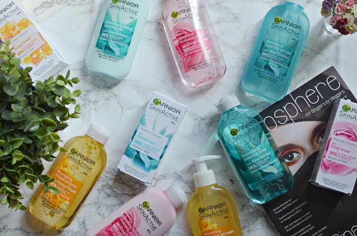 New: Garnier Skin ActiveSkincare