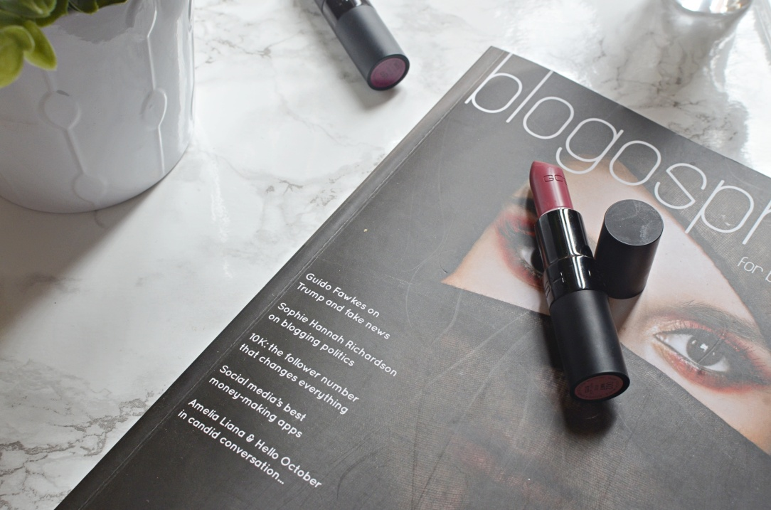 Gosh Lipsticks 1