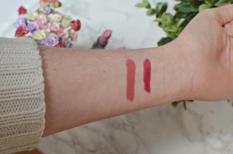 Gosh Lipsticks