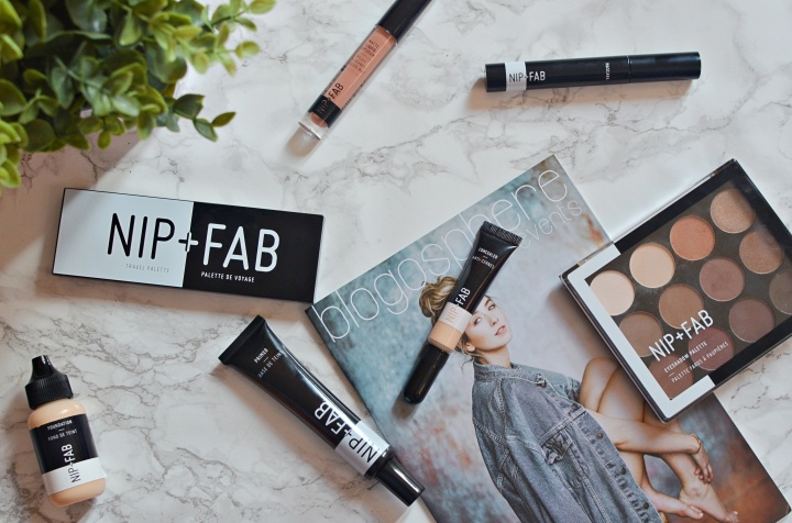 New: Nip + Fab Makeup