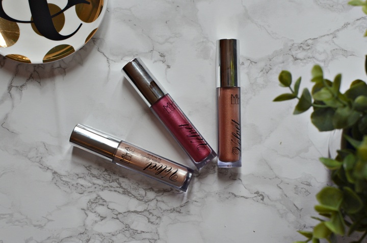 New MUA Luce Velvet Metallic Matte Lip Laquer | New In Week