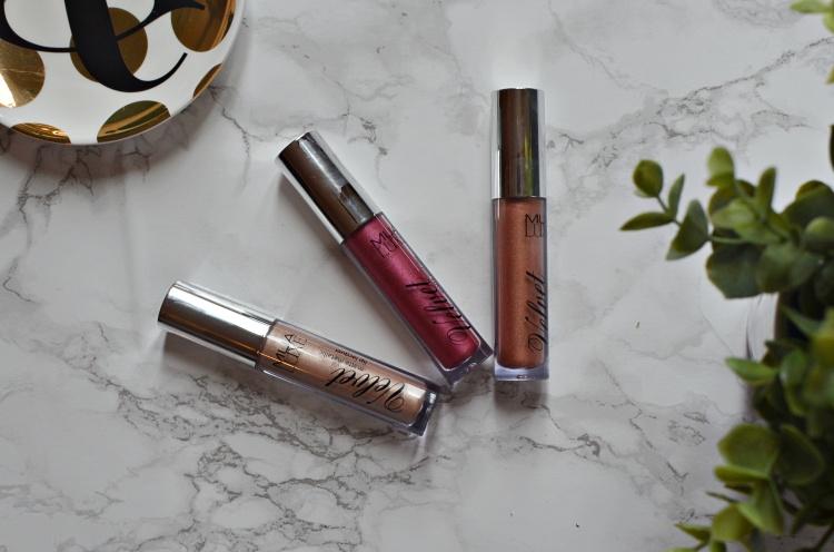 velvet lipsticks
