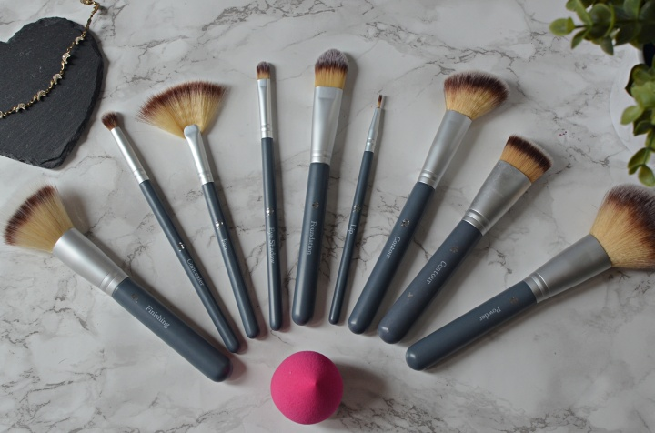 Review | B. Makeup Brushes
