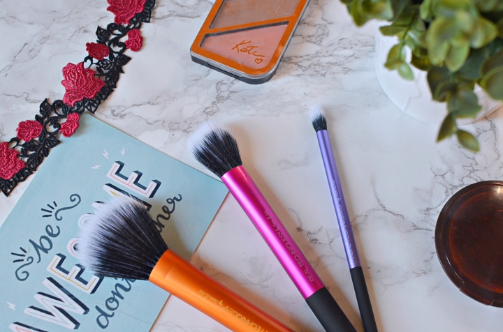 Review | Real Techniques Duo-FiberCollection