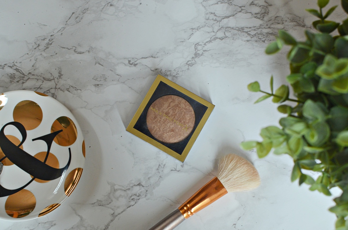 New | Max Factor Creme Bronzer in Light Gold