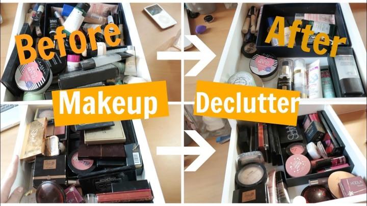 My Mega MakeupDeclutter