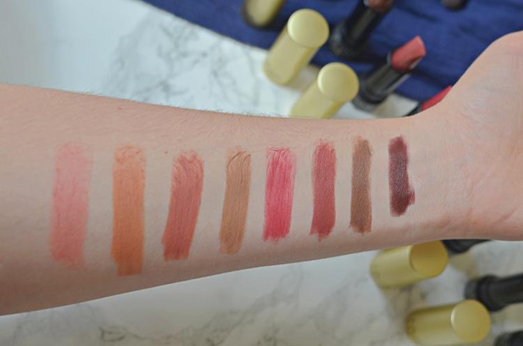 MUA Lipsticks 3