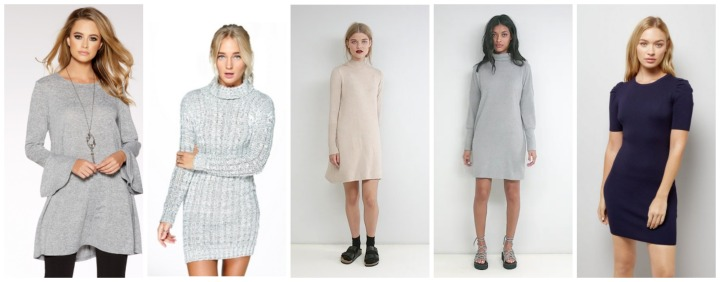 jumper dresses