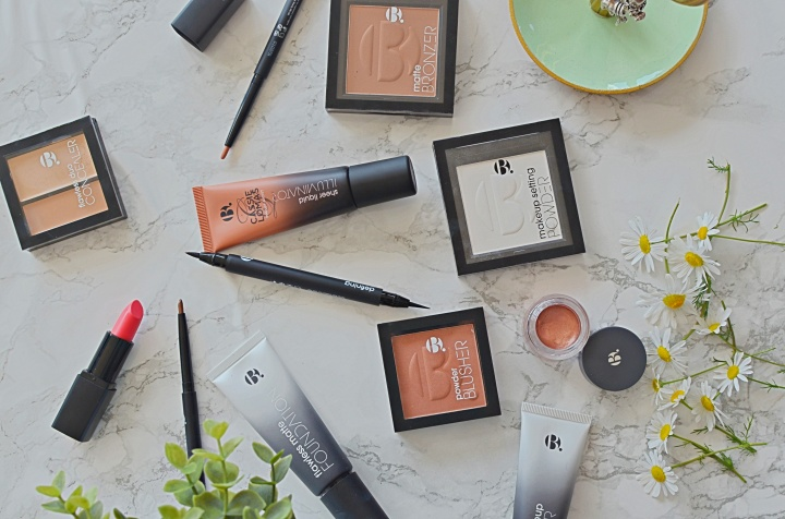 B Makeup Range 3
