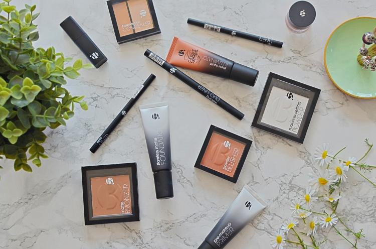 B Makeup Range