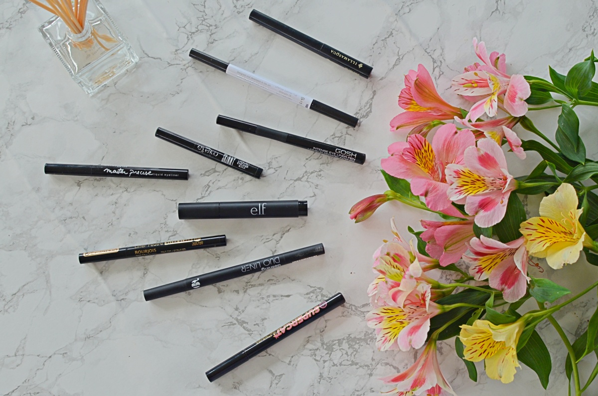 Wear and Compare | Liquid Eyeliners