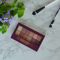 New In | Maybelline The Burgundy Bar Palette