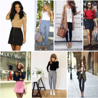 Pinterest Smart-Casual Inspiration