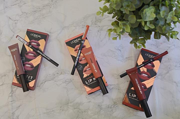 L'Oreal Lip Kits 3
