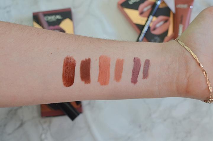 L'Oreal Lip Kits